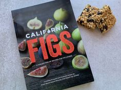 California Fig and Pistachio Energy Bars are a great grab-and-go snack to have on hand this holiday season (or any time)! Nutritious and satisfying, they hit the spot when hunger strikes. Vegan Bar, Vegan Snacks, Healthy Snacks, Bacon Wrapped Figs, Figs Benefits, Dried Fig Recipes, Fig Appetizer, Figs Breakfast, Fig Dessert