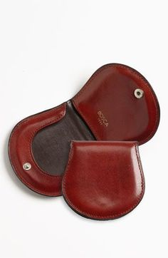 Bosca 'Hugo Bosca - Old Leather' Coin Purse available at #Nordstrom