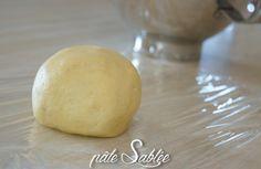 La pâte sablée Base, C'est Bon, Baked Potato, Hamburger, Dairy, Food And Drink, Bread, Cheese, Baking