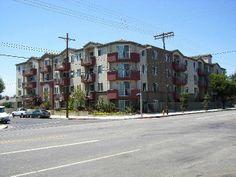 """2006 - """"Jordan Condo's"""" - 41 Unit Condominium Project –  Canoga Park, CA -built for Saticoy LLC – By Alpha Construction Inc., Superintendent: Phil Logan - Corner view"""