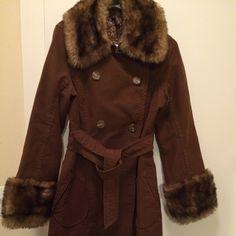 Beautiful Wool Coat Price is firm. Jackets & Coats Pea Coats