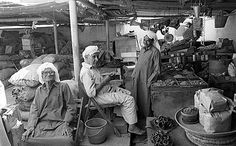 Old Dubai, before the investment and oil
