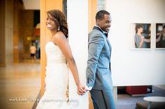 InterContinental O'Hare Wedding | Vikki and Derek-Married!