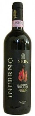 Nera Inferno Valtellina Superiore - I suggest you a wine of my place of birth, the Valtellina. Really good and cheap. It goes well with pasta, risotto, red and white meats, cheese.