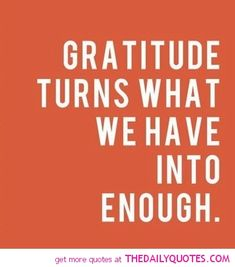 Great Quotes On Thankfulness. QuotesGram by @quotesgram
