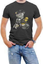 Gangster Popeye Men T-Shirt