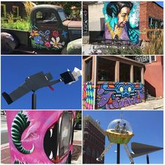 @universityofutah #SaltLakeCity was recently named the No. 2 city for those in the creative industries by the finance blog Smart Asset. After a stroll through #DowntownSLC, it's obvious that creativity abounds in #SLC. #UofU #universityofutah #Utah #InTheSLC @downtownslc