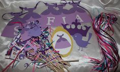 Sofia the First Party Package by Leonscreativememorie on Etsy, $85.00