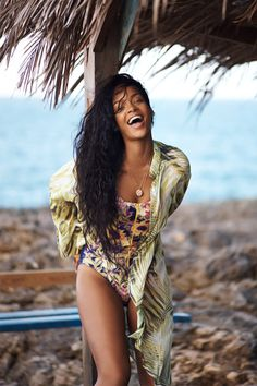 smokingsomethingwithrihanna: Outtakes From Barbados Tourism