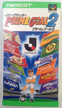 #Famicom :  Super Famicom :  J League Soccer Prime Goal 2 SHVC-2H http://www.japanstuff.biz/ CLICK THE FOLLOWING LINK TO BUY IT ( IF STILL AVAILABLE ) http://www.delcampe.net/page/item/id,0364957090,language,E.html