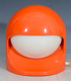 Mid Century Space Age Table Lamp by Lightolier at 1stdibs