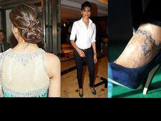 Deepika's tattoo