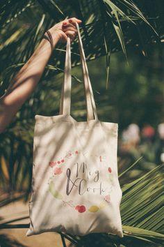 Tote bag Meg&Cook   Crédit photos : La Babineau Photography