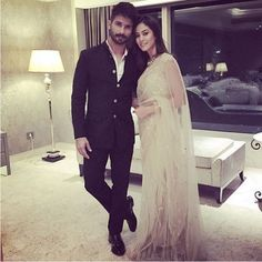 They are so worthy of one another. #perfect #couple | Photos Of Shahid Kapoor And Mira Rajput That Will Make You Sob In The Foetal Position