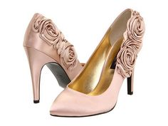 Pink Pumps with Bows | Pink Pumps for Women