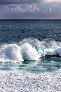 "the-ocean-paradise: "" pure ocean """