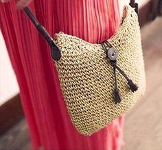 20 Crochet Summer Bag Or Purse Ideas | DIY to Make