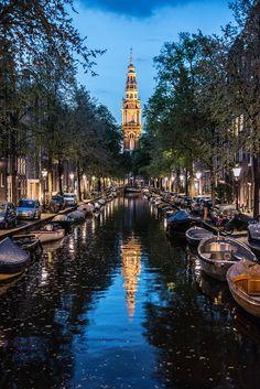 The Zuiderkerk - Amsterdã, Holanda