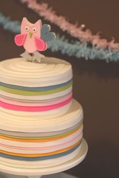 Owl Themed Christening Party | | Kara's Party IdeasKara's Party Ideas