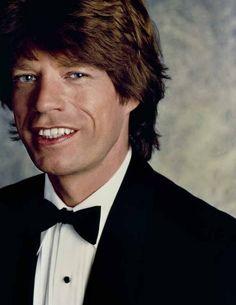 Mick Jagger em Los Angeles, 1984, fotografado por Greg Gorman