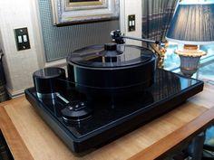 Brinkmann Audio Balance Turntable, 12.1 Tonearm and EMT Ti LOMC Cartridge. #recordplayer #turntables http://www.pinterest.com/TheHitman14/the-record-player-%2B/