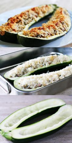 100+ Stuffed Zucchini Recipes on Pinterest | Zucchini ...