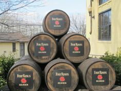 Four Roses Distillery -Lawrenceburg, KY