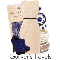 """Gulliver's Travels"" by ponyboy-and-stargirl on Polyvore"