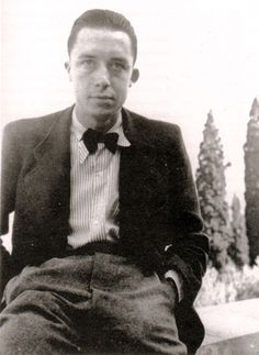 "Albert Camus 7 November 1913 – 4 January 1960) was a French-Algeria-born French Nobel Prize winning author, journalist, and philosopher. His views contributed to the rise of the philosophy known as absurdism. . .awarded the 1957 Nobel Prize for Literature ""for his important literary production, which with clear-sighted earnestness illuminates the problems of the human conscience in our times."""