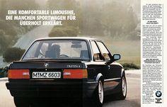 e30 BMW.