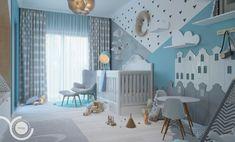 Kidsroom, Twinkle Twinkle, Nursery Decor, Toddler Bed, Baby Boy, Clouds, Furniture, Instagram, Design