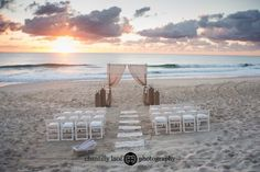Beach Wedding ceremony, Gold Coast Wedding Photographer, Sunrise wedding, Beautiful weddings