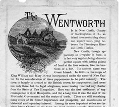 History Gallery | Wentworth by the Sea - a Marriott Hotel & Spa