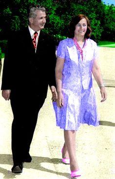 Lovitură de stat 1989 | Nicolae Ceauşescu Preşedintele României site oficial Gq, Lily Pulitzer, Nicu, Instagram, Dresses, Style, Fashion, Military, Historia