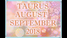 TAURUS LOVE AUGUST + SEPTEMBER TAROT READING 2018! Pisces Love, Leo Love, Tarot Horoscope, Love Tarot Reading, Horoscopes, Zodiac Signs, September, Neon Signs, Youtube