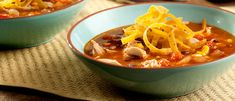 Mexican tortilla soup Recipes is Among the Liked soup Recipes Of Many Persons Around the World. Besides Easy to Create and Great Taste, This Mexican tortilla soup Recipes Also Healthy Indeed. Mexican Tortilla Soup, Chicken Tortilla Soup, Mexican Dishes, Mexican Food Recipes, Ethnic Recipes, Taco Soup, Milk Recipes, Tortilla Chips, Dinner Recipes