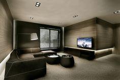 M1 // mieszkanie // 65m2 - Wnętrze - Zainspiruj się z Foorni.pl