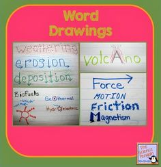 Science Solutions {10 Ideas to Teach Science Vocabulary}