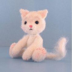 crochet cat pattern - Buscar con Google