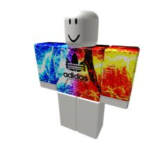 Customize your avatar with the 🔥 𝐍𝓔W 💥Water & Fire Adidas & Lava Backpack!🔥 and millions of other items. Mix & match this shirt with other items to create an avatar that is unique to you! Roblox Shirt, Roblox Roblox, Play Roblox, Camisa Nike, Roblox Gifts, Galaxy Hoodie, Red Lightning, Free Avatars, Create An Avatar