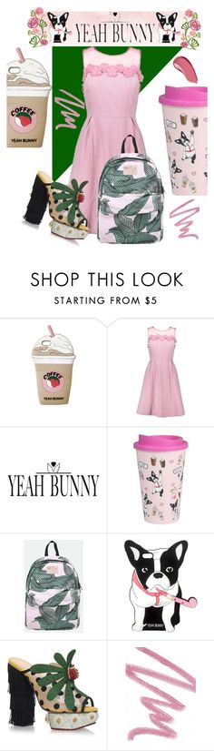 """Untitled #1763"" by sunnydays4everkh ❤ liked on Polyvore featuring Yeah Bunny, Charlotte Olympia, Christian Dior and Burberry"