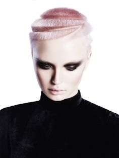 Hair: Issie Churcher @HOB Salons Photography: John Rawson Make-up: Lan Nguyen - Grealis Stylist: Ozzy Shah