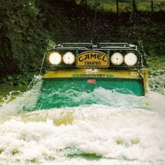 camel trophy elections 1993, italy