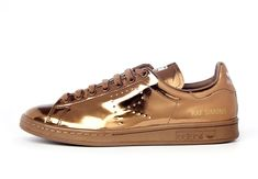 Raf Simons x adidas Originals Stan Smith: Bronze
