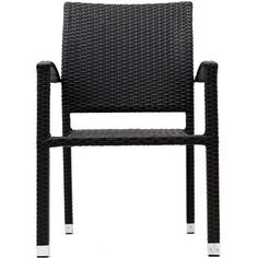 LexMod Bella Outdoor Stackable Dining Chairs in Espresso by LexMod. Save 56 Off!. $199.00. Set includes: dining chair (1): 23-inch l by 20-inch w by 35-inch h. Water and uv resistant. Made of all weather synthetic rattan weave and powder coated aluminum frame. Ships Pre-Assembled. Relax in confidence, as you effortlessly unite diverse forces to take center stage. Wealth and success surround you and draw attention to greater heights. This outdoor wicker dining chair has a sturdy aluminum…