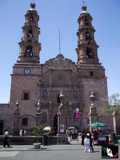 Aguascalientes, Mexico.... My mama had her quince here. <3