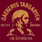 Game of Thrones Daenerys Targaryen by nofixedaddress