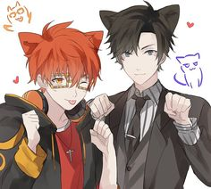 Image result for sims mystic messenger