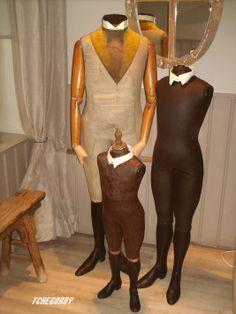 napoleon mannequins