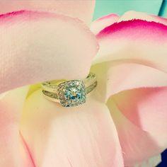 Be My Valentine  #valentinesday #jewlr #love #instalove #engagement #promise #diamond #vintage #gold #silver